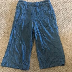 Madewell Goucho Pant